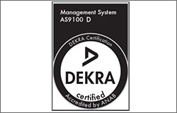 Certification to AS9100D
