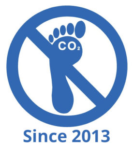 Carbon Neutral Since 2013